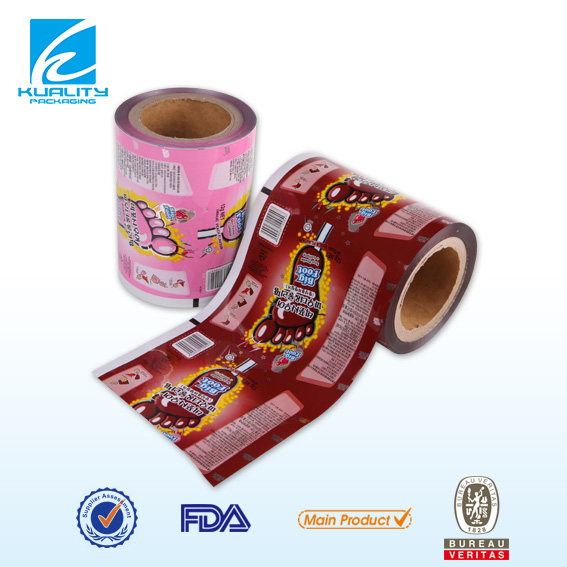 candy packaging film 12g BOPP/MCPP