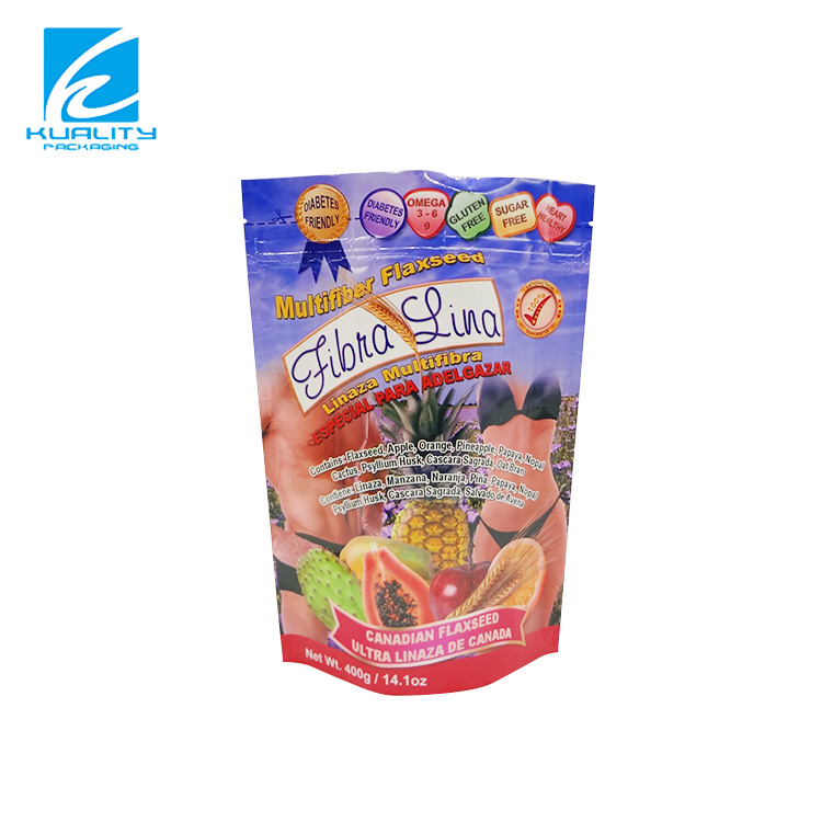 dried fruits packaging pouch