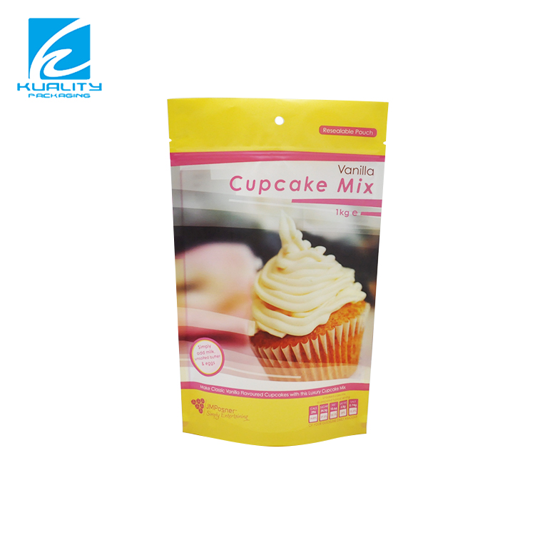 cake flour packaging pouch